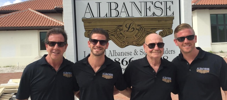 The Albanese Building Legacy